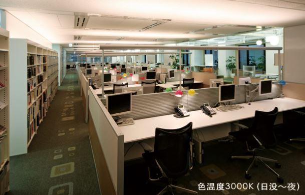 オフィスA3000K 出典 OKAMURA