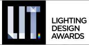 アメリカの LIT Design Awards(ライティング デザイン アワード)で優秀賞を受賞しました。